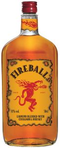 Fireball Cinnamon Shot